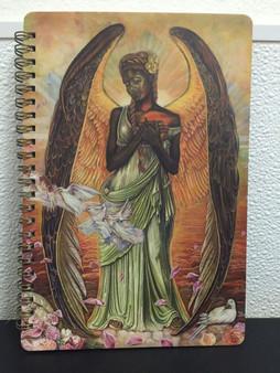 Angel Of Love Journal--Buena Johnson