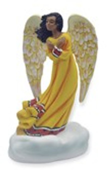 Angel - Cloud Figurine--Sylvia Walker