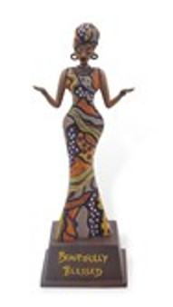 Beautifully Blessed Figurine--Cidne Wallace