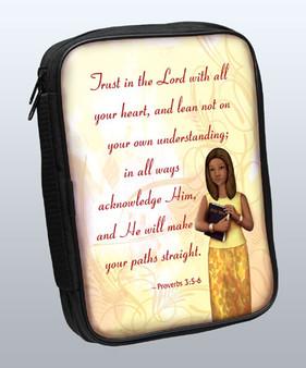 Proverbs 3:5-6 81414 Bible Cover