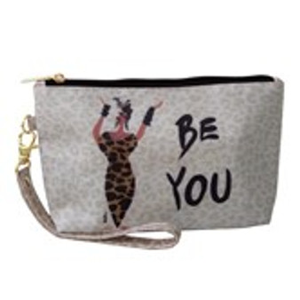 Be You Cosmetic Pouches--Cidne Wallace