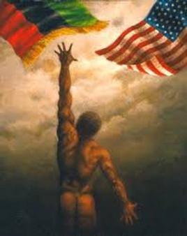 Freedom Of Choice Art Print-- Jay Bakari