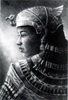 Nefertari Art Print--JC Bakari