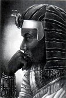 Sethy The Great Art Print--JC Bakari