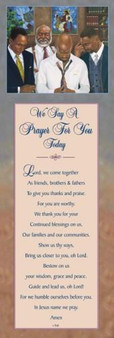 We Said A Prayer For You Today II(8 x 20) Art Print - Henry Lee Battle
