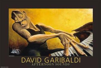 Afternoon Sounds Art Print-- David Garibaldi