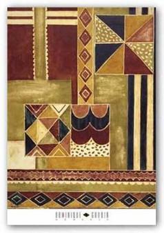 """Mombasa"" Art Print--Dominique Gaudin"