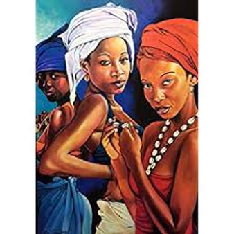 Flowers Of Africa II Art Print--Alix Beaujour