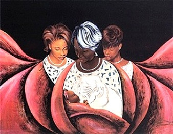 True Legacy (Delta) Art Print--Gerald Ivey