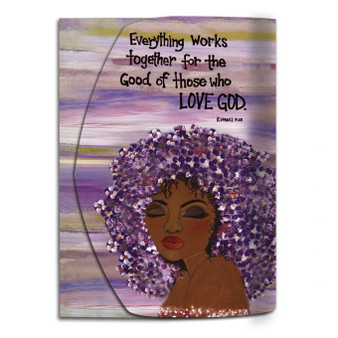 "Everything Works Together Purse Pal--Sylvia ""GBaby"" Cohen"