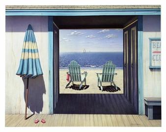 Beach Club - Dave Pollera