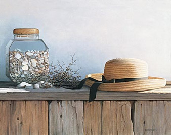 Still Life With Shells - Dave Pollera