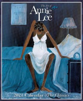 2021 The Art of Annie Lee 12 x 12 Wall Calendar