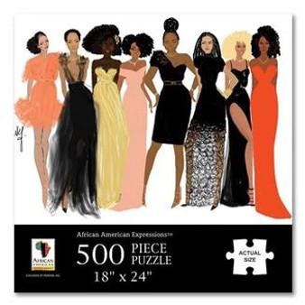 Sister Friends Puzzle (500 pieces) - Annie Lee