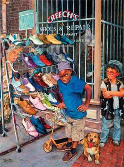 Crazy Shoes (1000 Pieces)