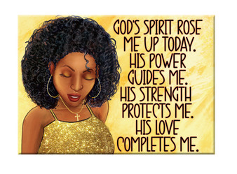 God's Spirit Magnet