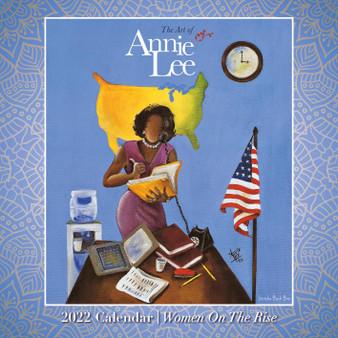 Art of Annie Lee 2022 Wall Calendar