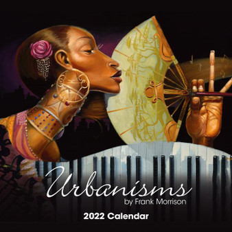 Urbanisms - 2022 Wall Calendar - Frank Morrison