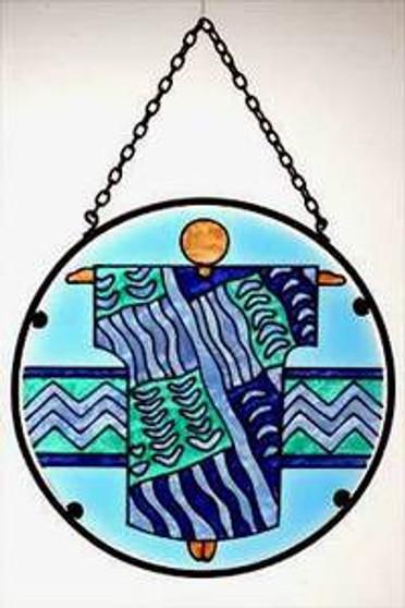 Blue Nile Robe Suncatcher