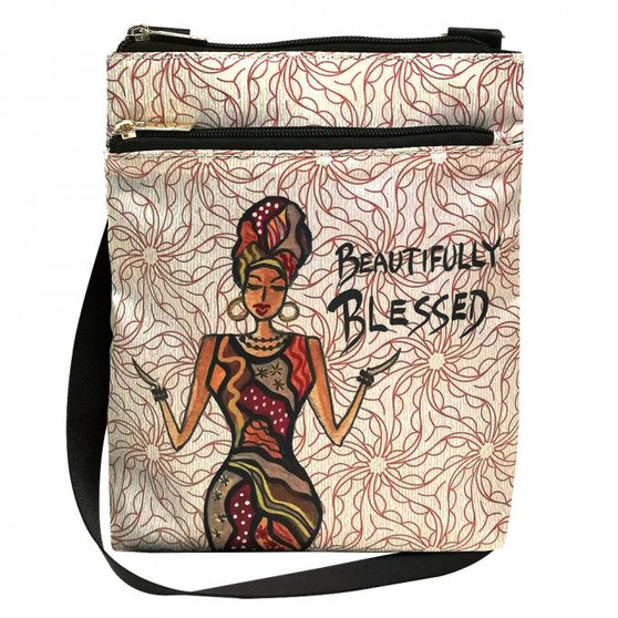 Beautifully Blessed Travel Purse-- Cidne Wallace