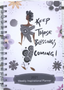 """Keep Those Blessings Coming"" 2021 Inspirational Weekly Planner by Cidne Wallace"