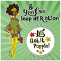 2021 Be Your Own Inspheration 12 x 12 Wall Calendar by Kiwi Mcdowell