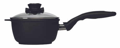 XD Sauce Pan with Lid - 16 cm (1.3 L) - Side Shot