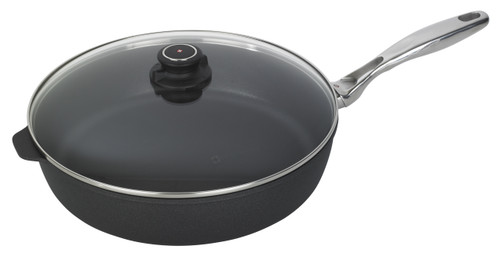 XD Sauté Pan with Lid and Stainless Steel Handle - 32 cm (5.5 L) - Cover