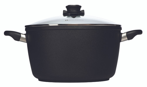 XD Stock Pot with Lid - 28 cm (8 L) - Side