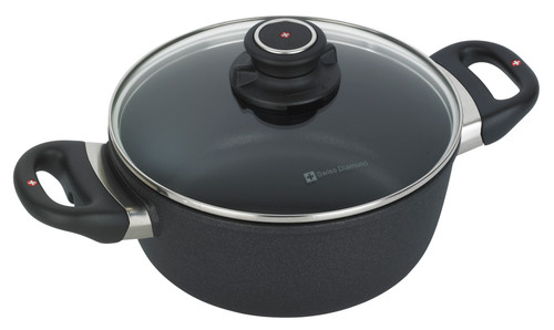 XD Induction Casserole with Lid - 20 cm (2 L) - Cover