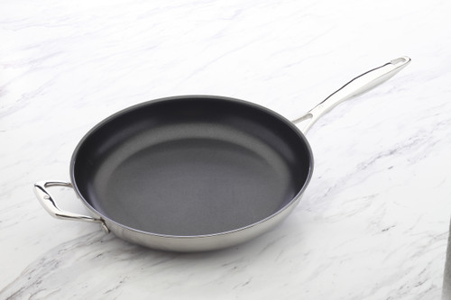 Nonstick Clad - Fry Pan 32 cm - front