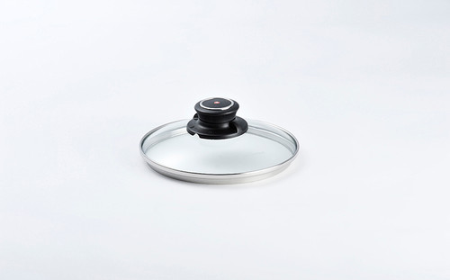 "6.3"" TEMPERED GLASS LID - 16CM - Cover"