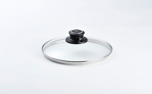 "8"" TEMPERED GLASS LID - 20CM - Cover"