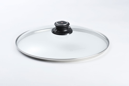 "11.8"" TEMPERED GLASS LID - 30CM  - Cover"