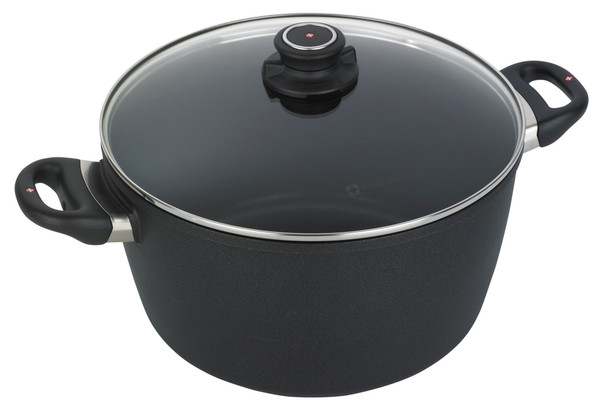 XD Induction Stock Pot with Lid -28 cm (8 L)