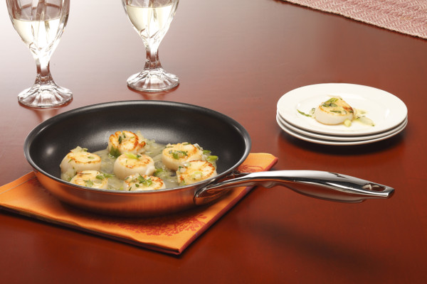 Nonstick Clad - Fry Pan 24 cm - lifestyle