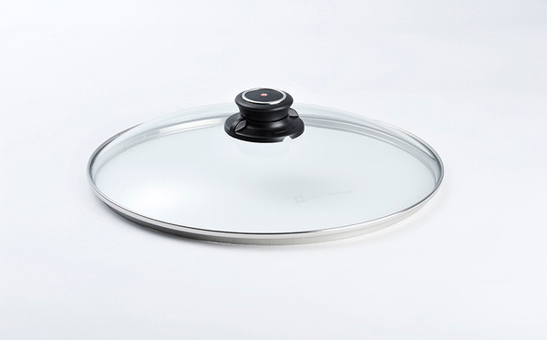 """11"""" TEMPERED GLASS LID - 28CM  - Cover"""