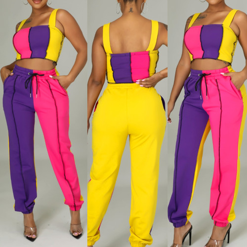 Double Sided Pant Set