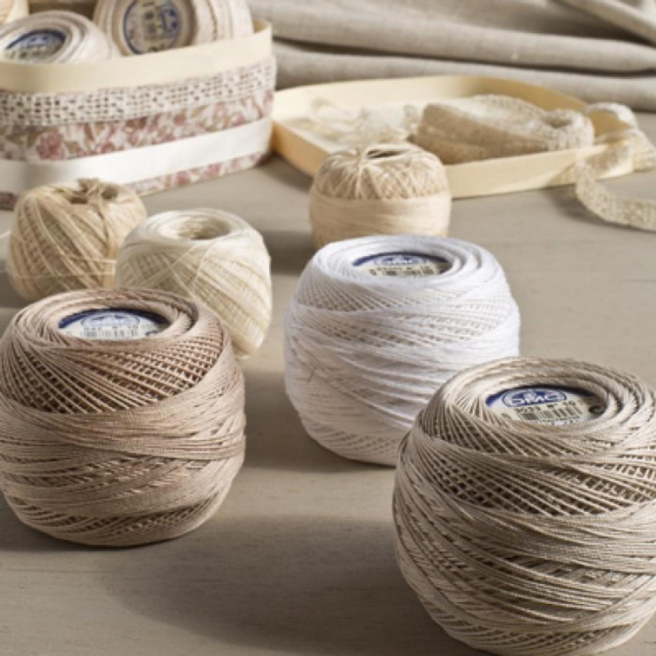 Cebelia Size 10 Cotton