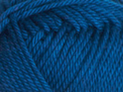 23 Royal Blue Cotton Blend
