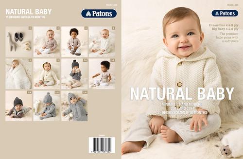 Patons Natural Baby