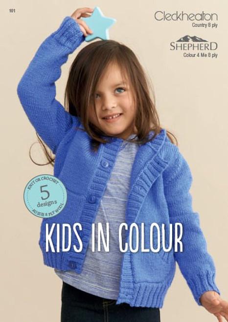 Cleckheaton Kids in Colour
