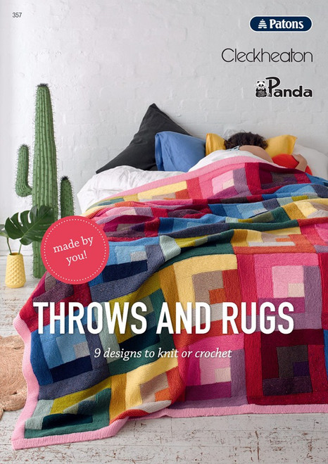 Patons Throws and Rugs