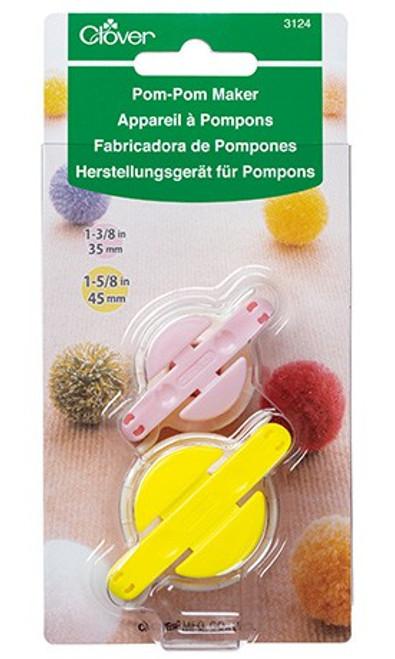Clover Pom Pom Maker - Small Set