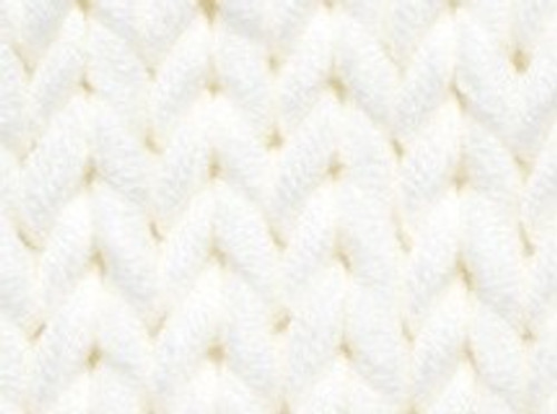 3 Optical White Soft Cotton Chunky