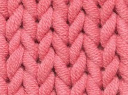 5 Candy Pink Soft Cotton Chunky