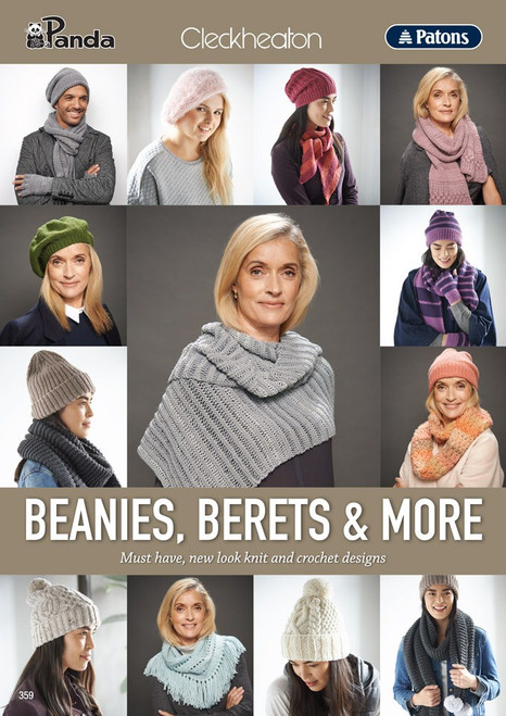 Beanies, Berets and More
