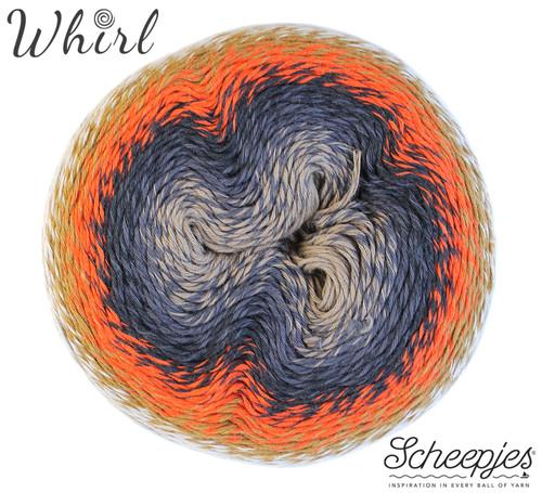 Scheepjes Whirl - Jumpin' Jaffa Pop 771