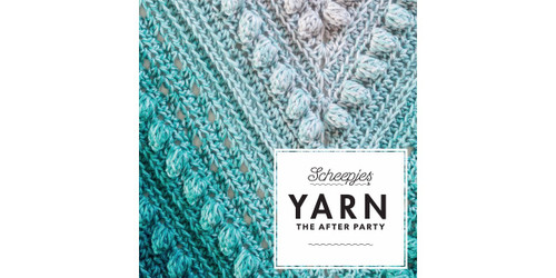 Scheepjes Yarn The After Party - Stormy Day Shawl