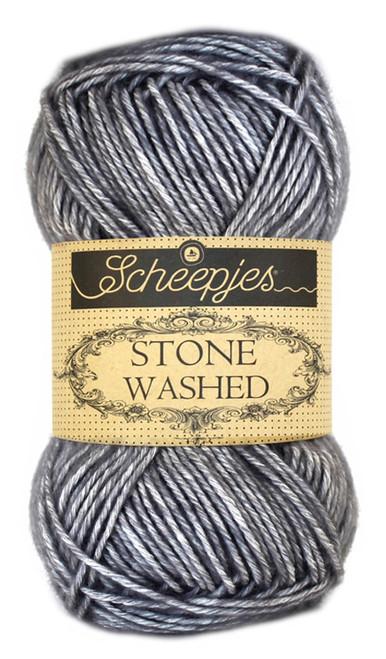 Scheepjes Stone Washed - Smokey Quartz 802